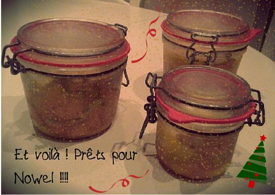 recette DIY foie gras mi-cuit