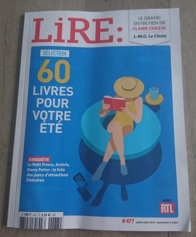 magazine lire